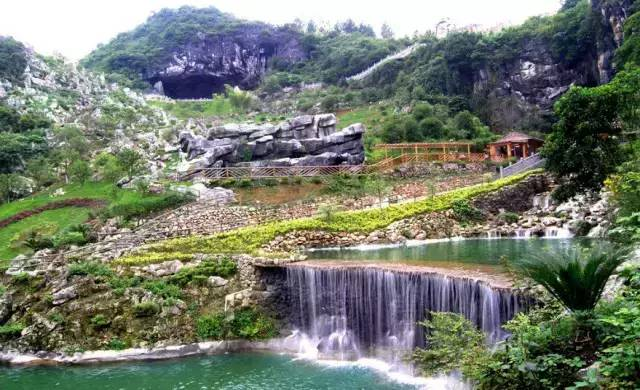 惠州市博罗县罗浮山国家名胜风景区朱明洞景区.