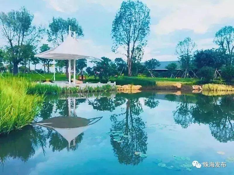 截至2017年底,珠海已建成公园绿地610处,其中,社区公园503个