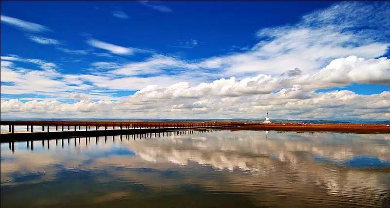 核心线路:西宁—日月山—青海湖二郎剑景区—黑马河—刚察—西海镇