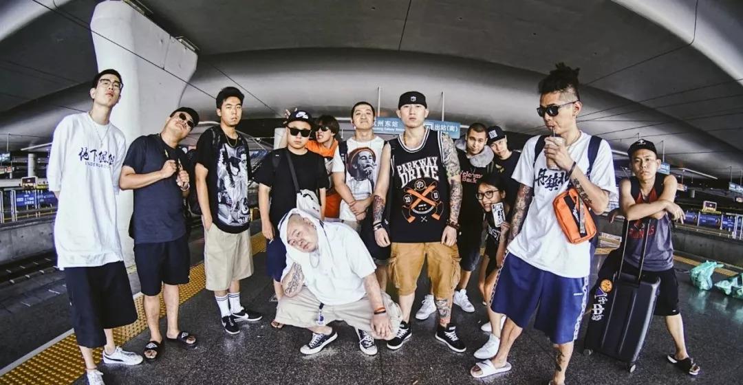丹镇北京:有我们这帮人站着,北京 Hip-Hop 就死