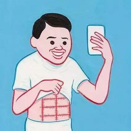发人深省的漫画漫画!很脏,很人性…暴微现实信走图片