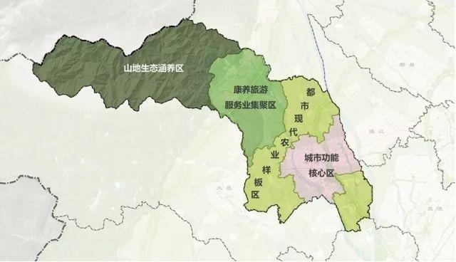 崇州市最新规划图