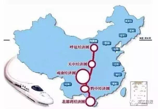 徐闻县城最新规划图