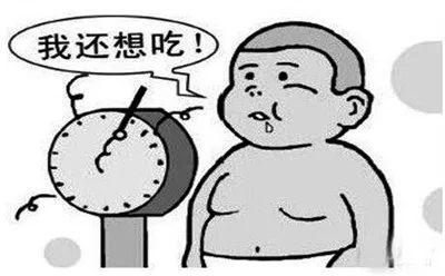 越来越胖到底该怎么破?图片