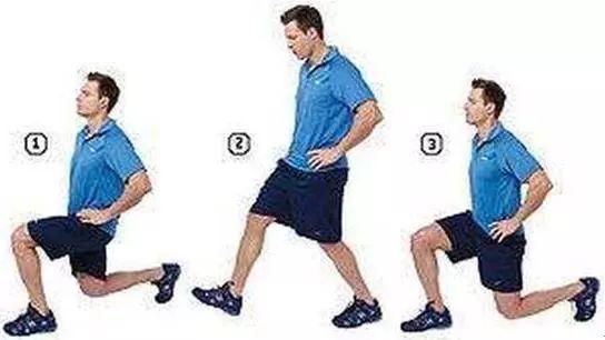 由于膝关节的结构错综复杂,运动原理也不能三言两句讲清,下面仅仅