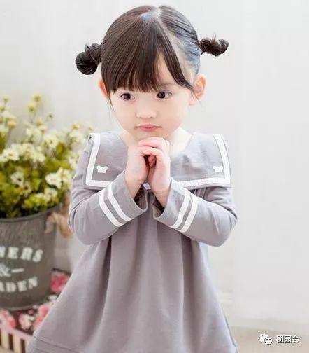 六一儿童节,女孩发型get√起来(幼师必备)