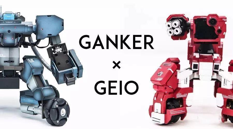 mmc战神录×工匠社丨cyber robot fight gp高智能机器人超级联赛落地