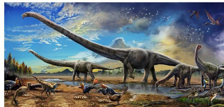 动物 恐龙 746_359