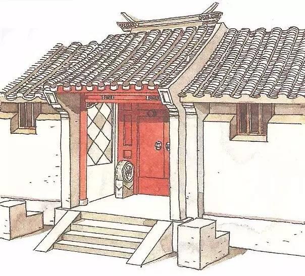 """大宅门的学问,从""""门当户对""""谈别墅的建筑秩序"""