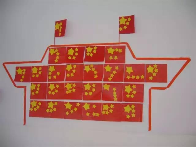 """【环创】幼儿园国庆节环创主题,助你""""轻松迎国庆"""""""