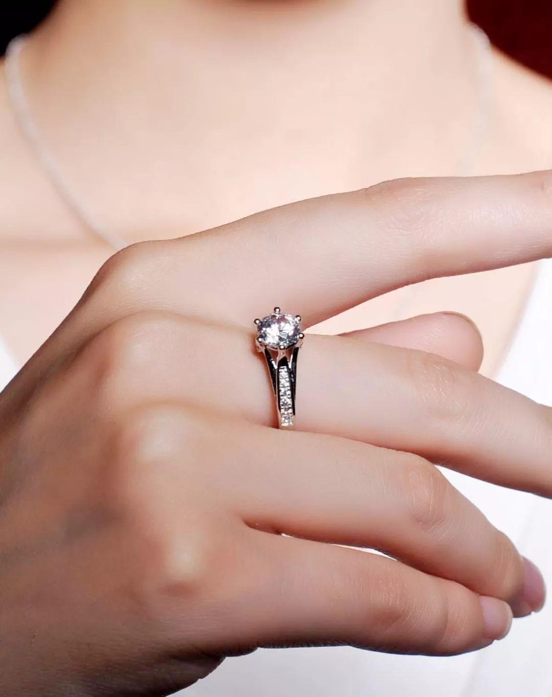 中指戴戒指说明什么