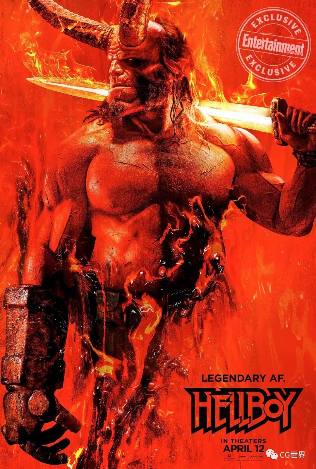 《地狱男爵:血皇后崛起》预告
