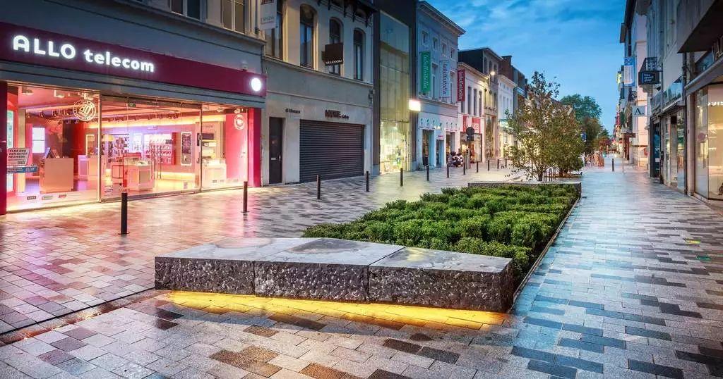 商业街景观原来还可以这样设计