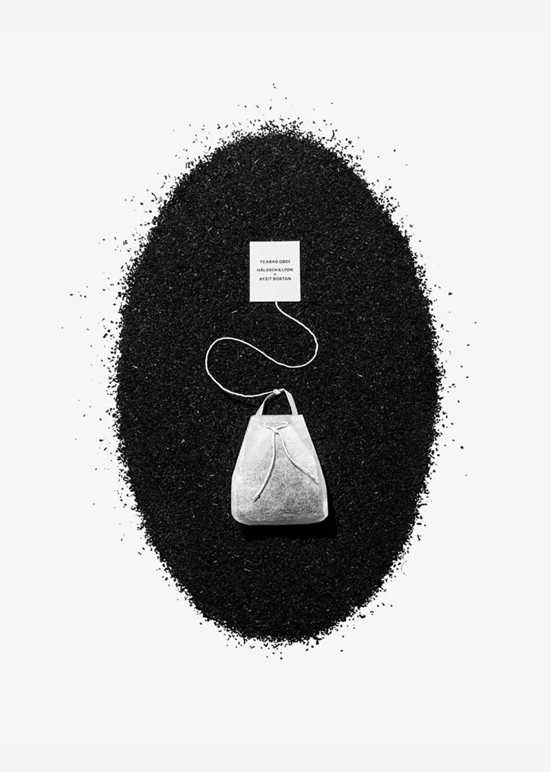看起来像名牌手提包的茶包设计 - 后花园网文 - 精彩图片