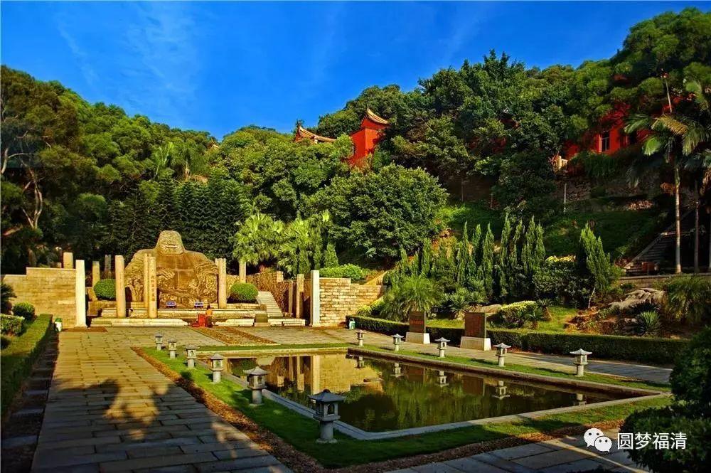 福清市海口鎮彌勒巖風景區