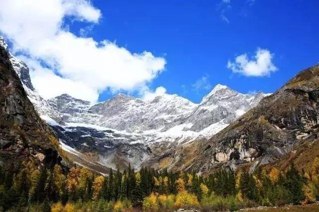 如果暂时无法抵达西藏,不如就去甘孜看看吧