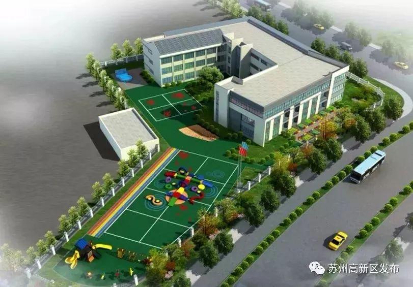 森林幼儿园设计平面图