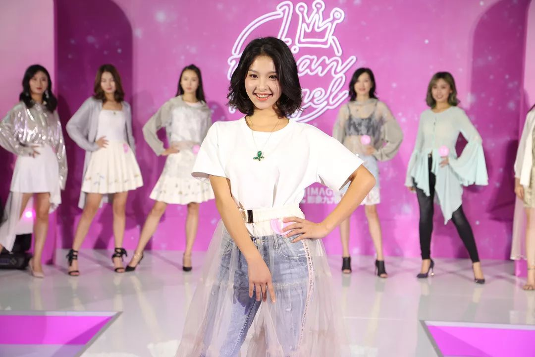 我是亚洲天使第14届瑞丽模特大赛 百强席位告急