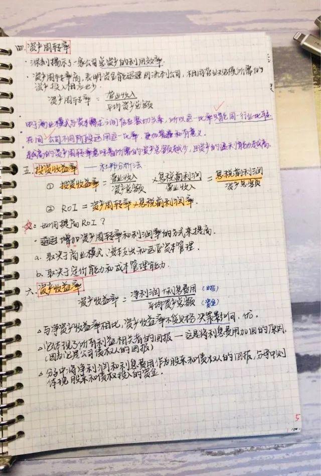 笔记边框简单又漂亮