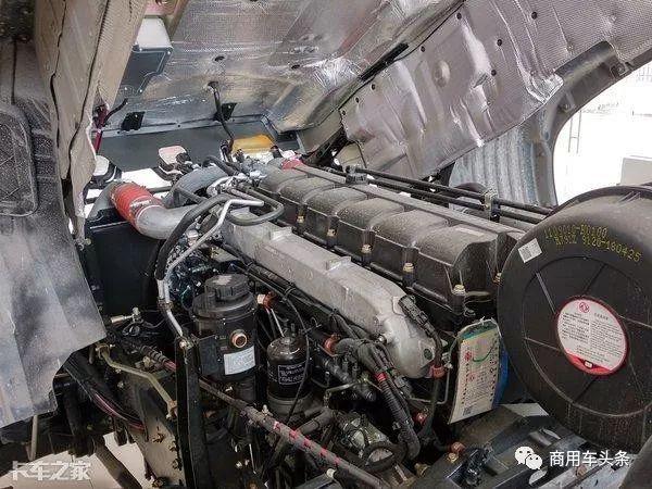 从59万到36万,东风天龙旗舰牵引车经历了什么变化?
