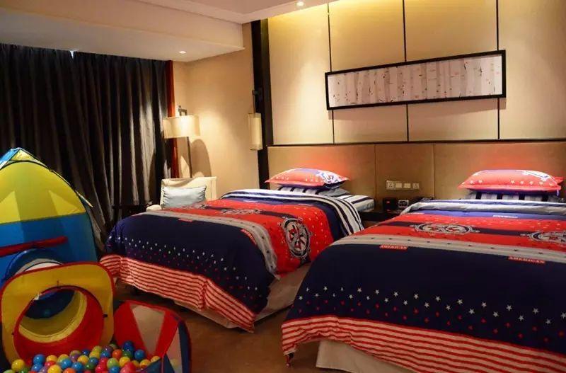 元旦有房   北京周边最有趣的亲子酒店,假期三天活动不重样!