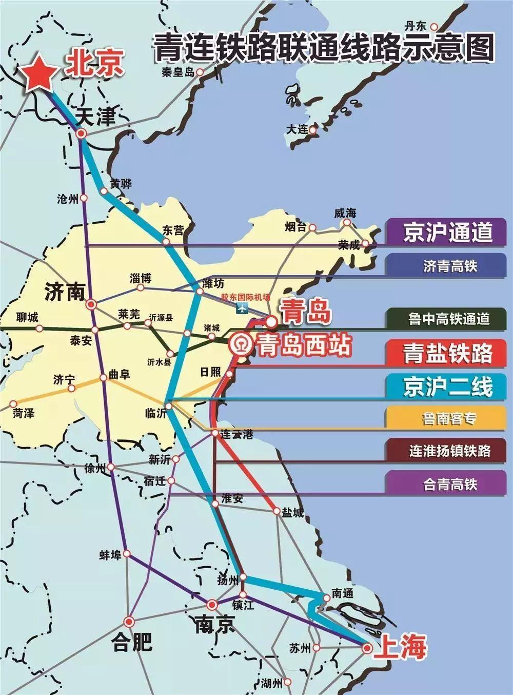 青岛西站预计下月通车,西海岸即将进入高铁时代!
