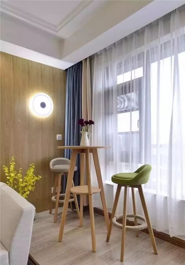 【装修案例】95平方的房子装修完,感觉和110平面积一样大!