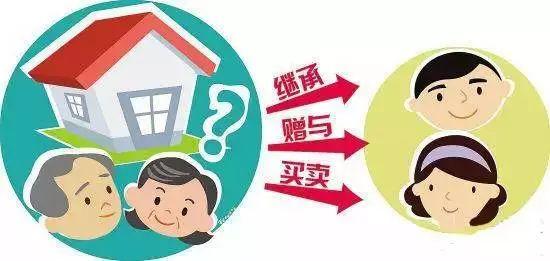 房子过户给子女卖、赠、继哪种房产税最省钱?结果不看亏大了!