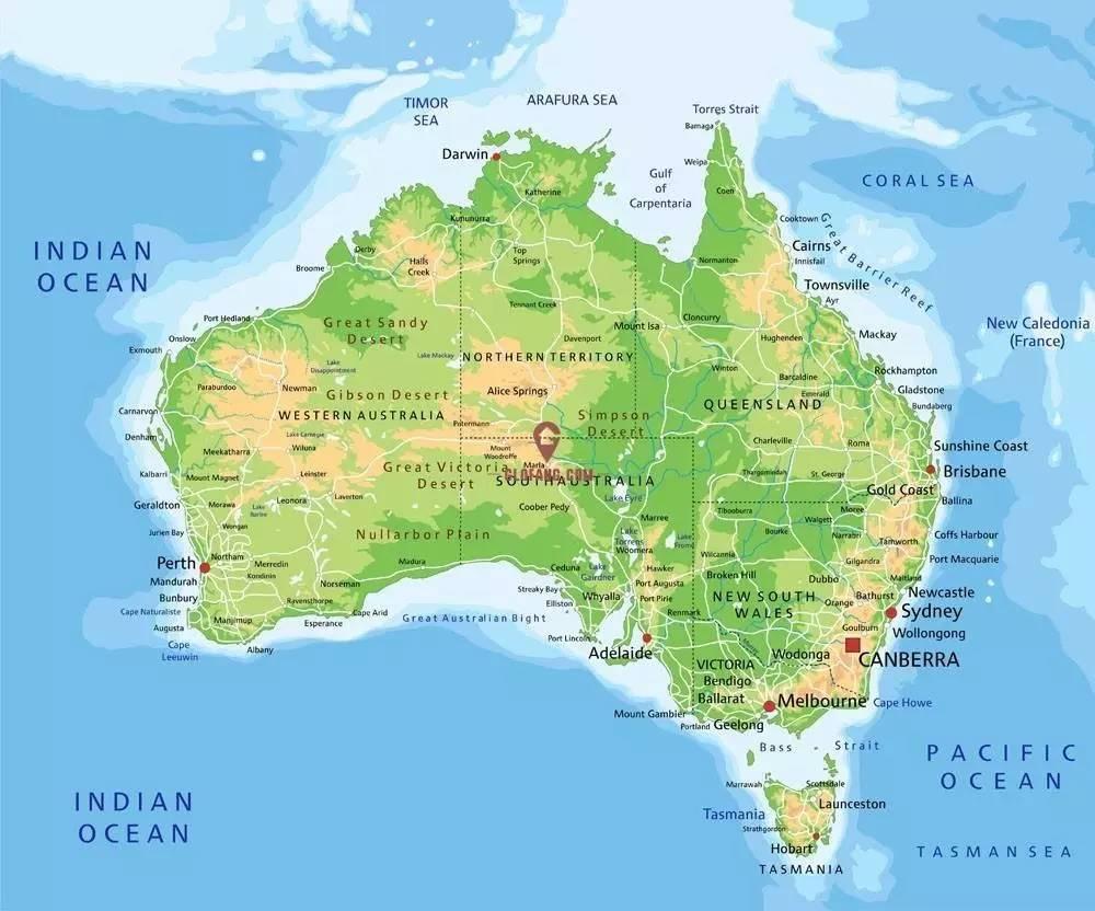 澳大利亚地�_澳大利亚是中国瓶装葡萄酒进口第二大来源地,仅次于法国.
