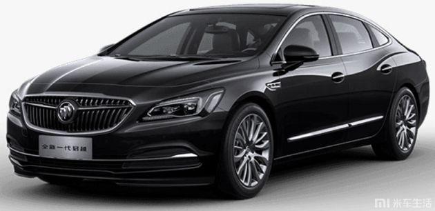 至2018年9月18部分间生产的一代2018至2019年款君威全新双边宝马汽车别克1系改日期排气图片