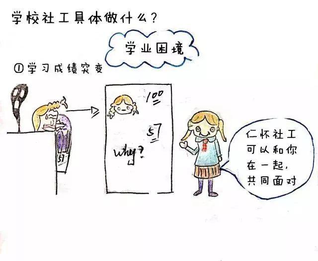 学校图解是漫画社工暴漫画bl走图片