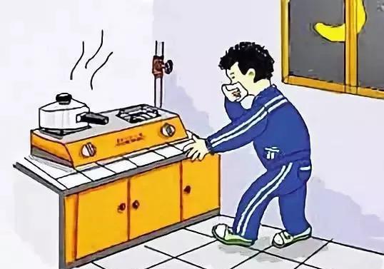 家用燃气安全常识,这些你都知道吗?