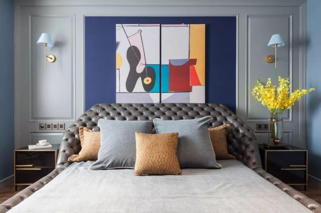 室内墙漆颜色效果图