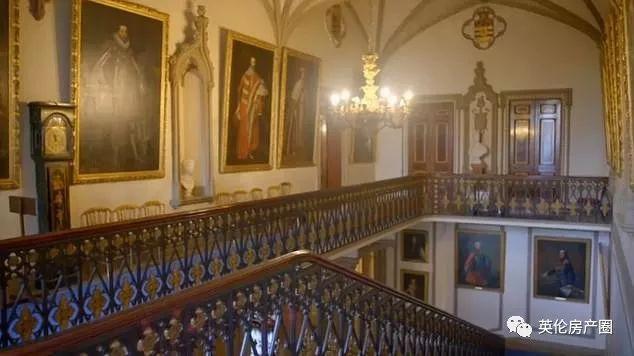 夢幻童話城堡!這號稱英國王室版卡戴珊三姐妹的家簡直了!