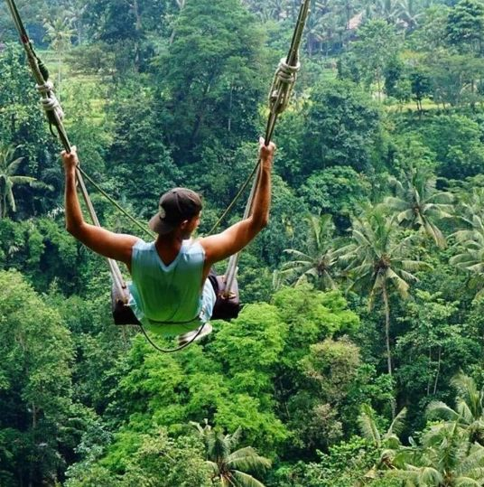 网红秋千&天空之门,巴厘岛的壮美安宁一网打尽!4天3夜