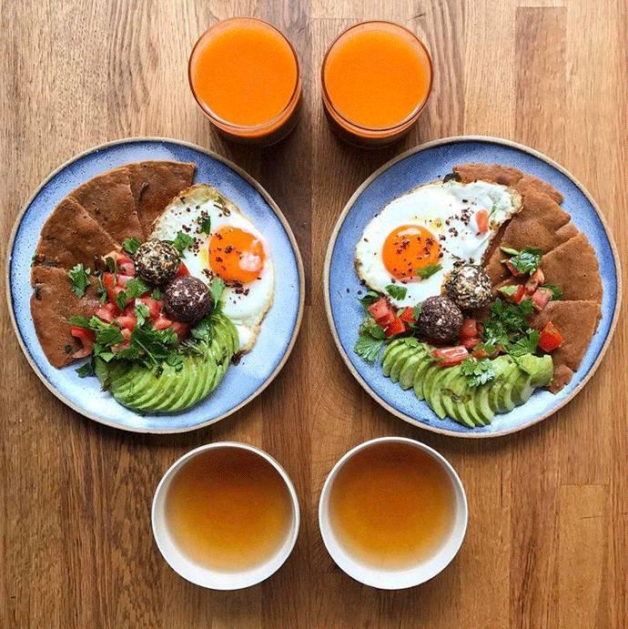 变身Ins美食博主,你只需美食这10分钟|招商苏州广场早餐生活图片