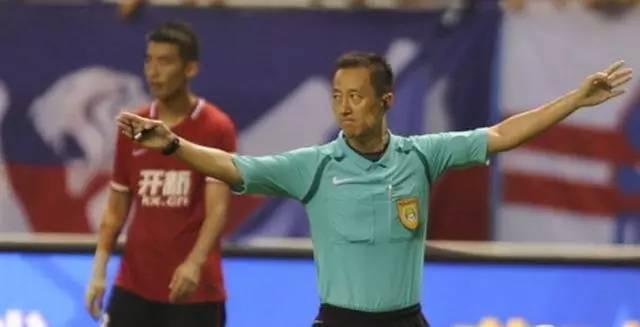 鲁能客战恒大裁判确定,又是北京裁判,7人3张黄牌要注意