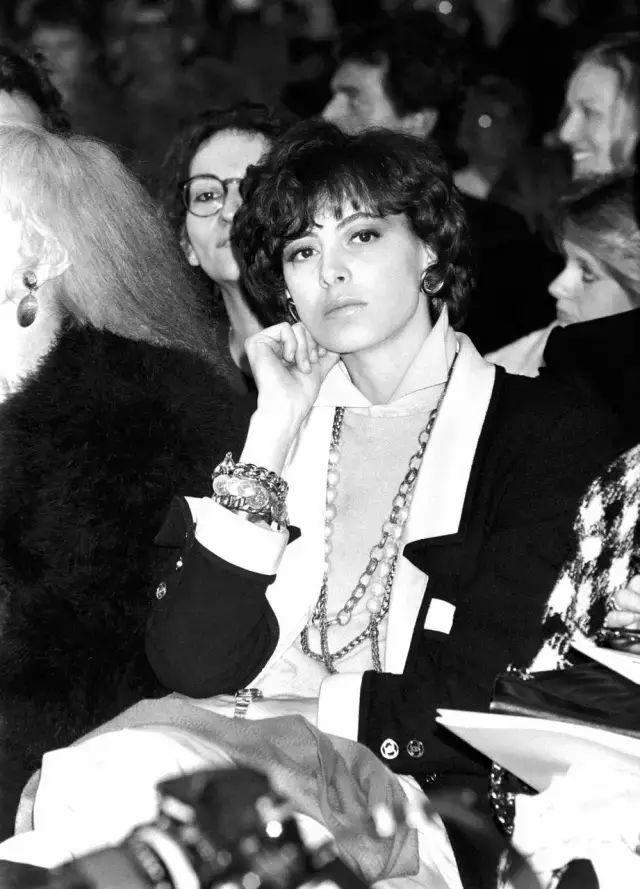 人物| 她是香奈儿首位专属模特,力压法国第一夫人,成为当之无愧的巴黎