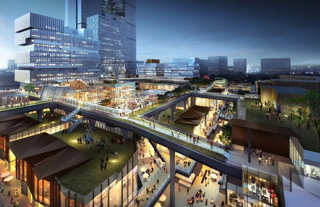 此次由欧华尔位于总体规划以至建筑和室内设计,担纲中国图片龙岗的平安古都城市西安图片