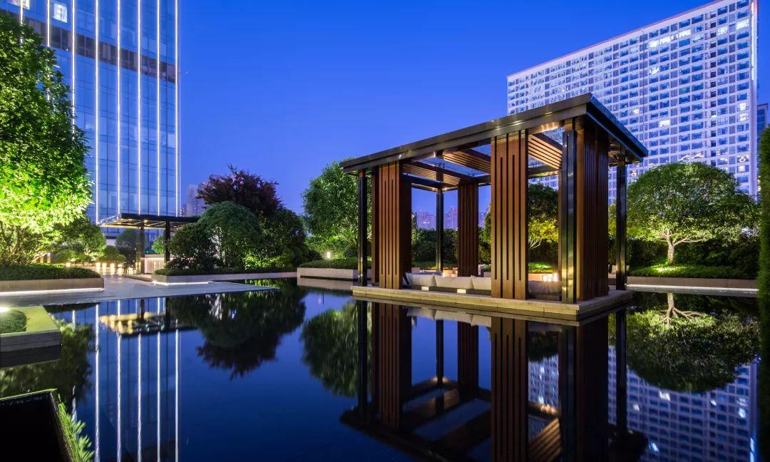 北京瑞吉酒店丨GVL怡境景观密云长沙建筑设计院图片