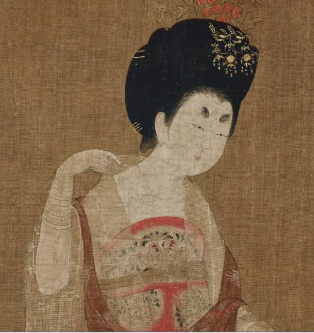 中国古代女子内衣,欲遮还羞