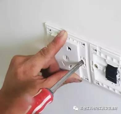 开关面板安装 开关面板怎么接线