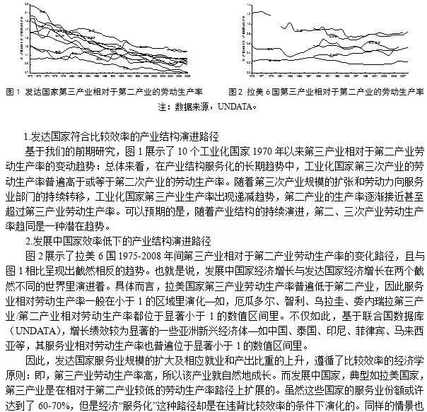 【原创】中国经济长期增长路径、效率与潜在增长水平