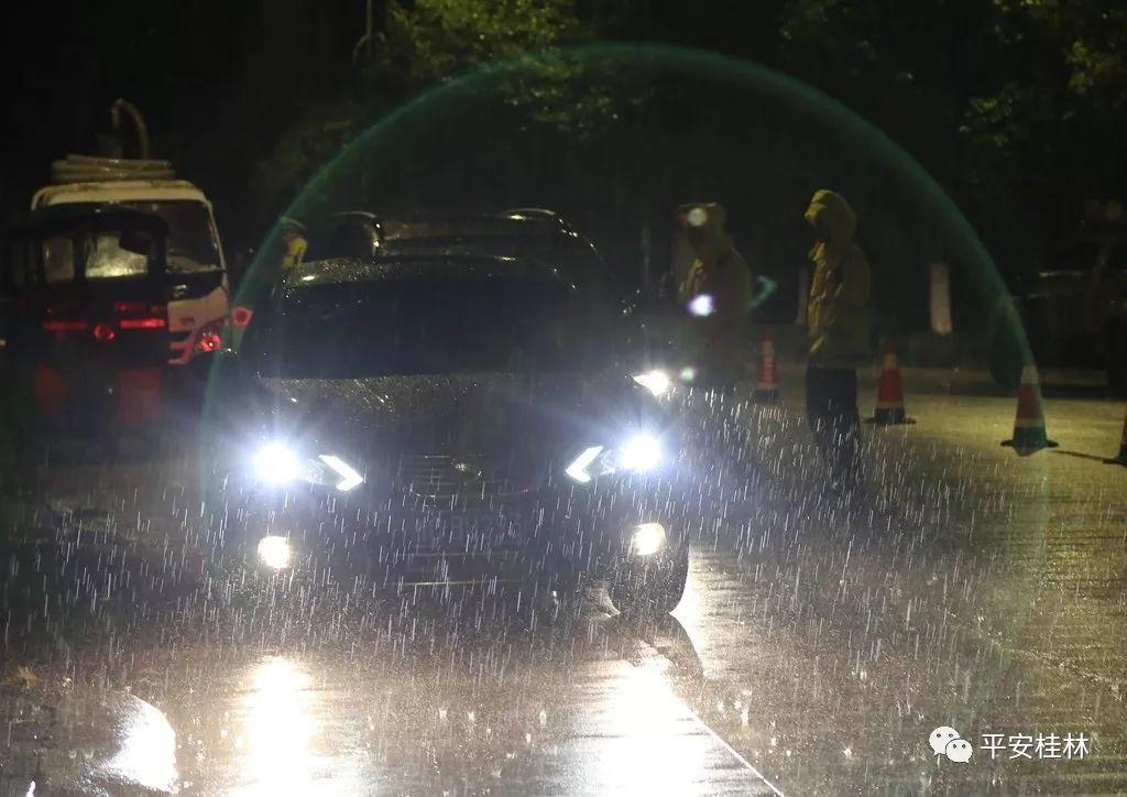 昨晚,桂林全城突击清查,一夜抓了90人