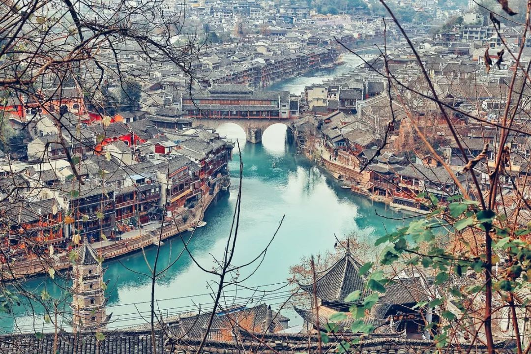 最美不过中国风!十大旅行地,你最中意哪一个?