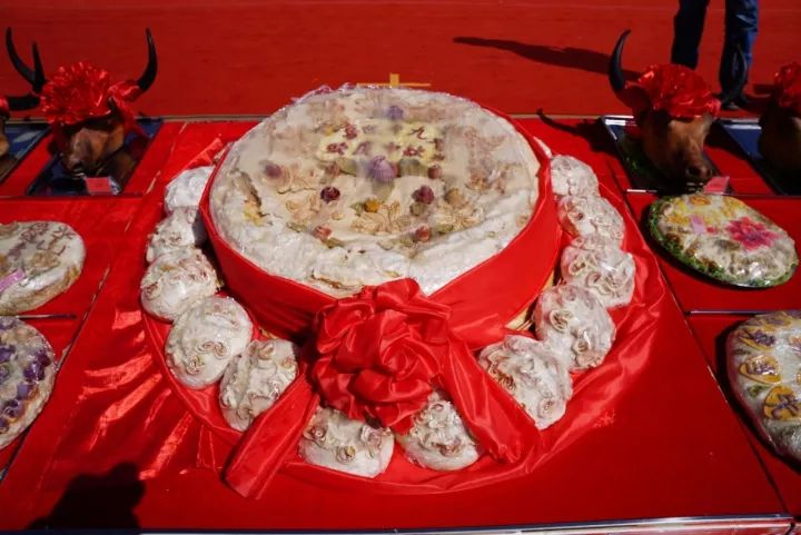 青海月饼制作比赛