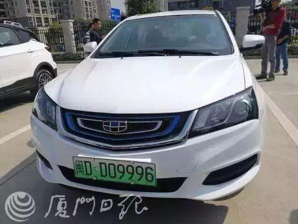 """又一个""""福建第一""""在海沧投用:全省最大规模汽车充电"""
