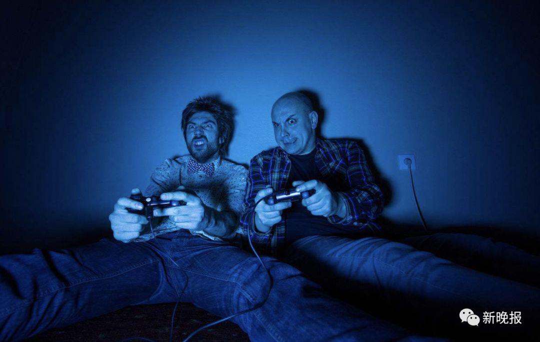 玩游戏上瘾?你可能是精神病 或是离精神病不远了!