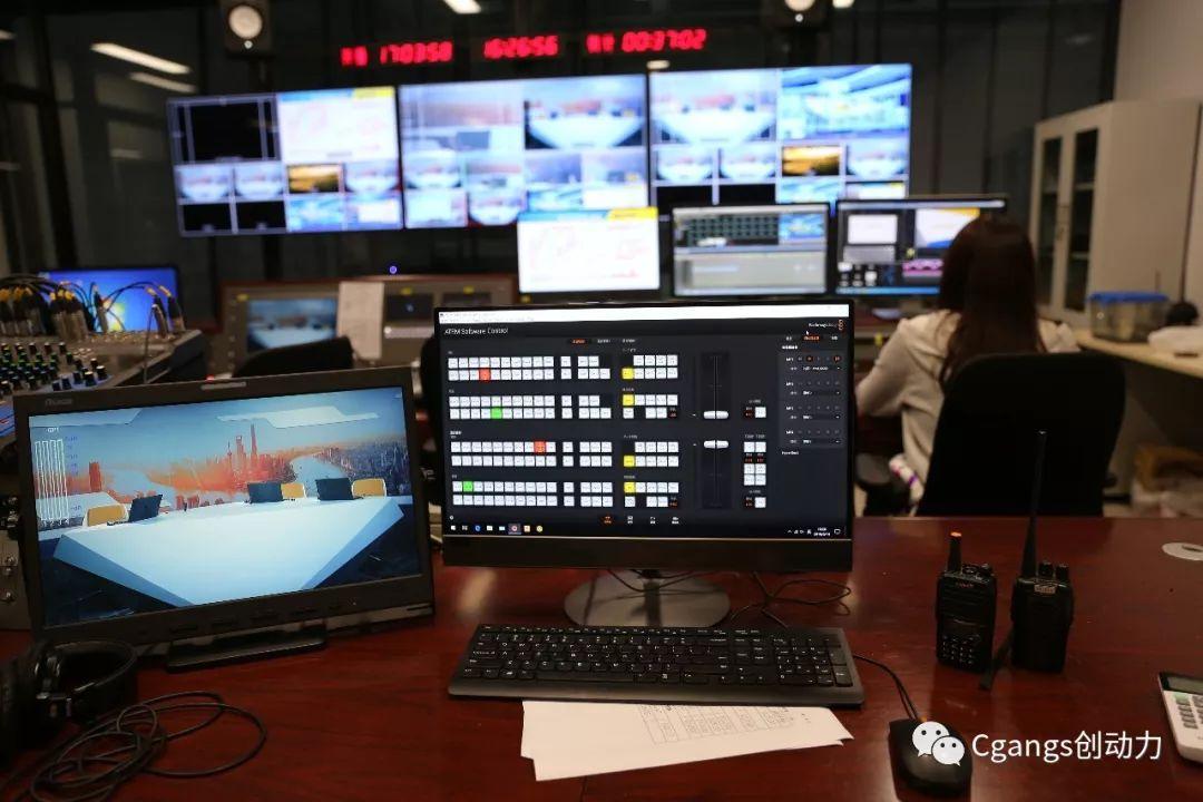 财经节目大升级 | 湖北卫视上海演播厅采用Blackmagic Design产品搭建5讯道4K直播系统