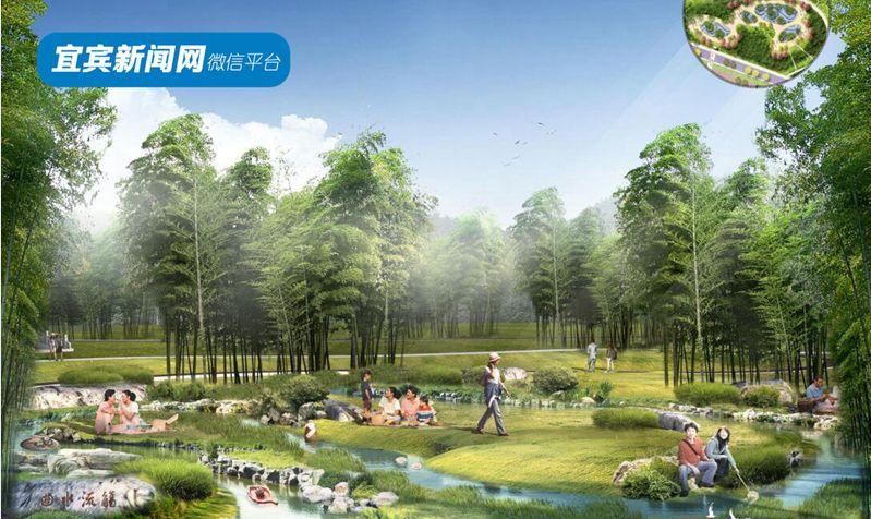 同时,这里还设计有儿童游乐园,小朋友们可以在这里尽情的游玩.